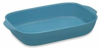 Corningware CW by 3-Quart Oblong Casserole Baking Dish in Pool Blue