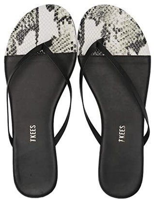 TKEES Flip-Flop-French Tips