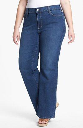 NYDJ 'Sarah' Bootcut Jeans (Plus Size)