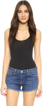 Splendid Layers Tank Bodysuit $64 thestylecure.com