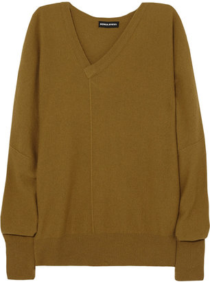 Sonia Rykiel Wool and cashmere-blend sweater