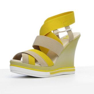 Nine West PS Luca Wedge Yellow