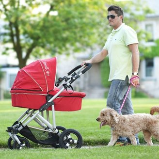 StrollAir My Duo Double Twin Stroller
