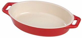 "Staub 11"" Oval Dish"
