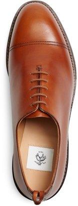 Brooks Brothers Calfskin Cap Toe Shoes