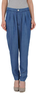 L'HERBE ROUGE Casual pants