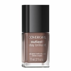 Cover Girl Outlast Stay Brilliant Nail Gloss, Perfect Penny 225