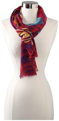 Vivienne Westwood Tartan Hearts (Red Multi) - Accessories