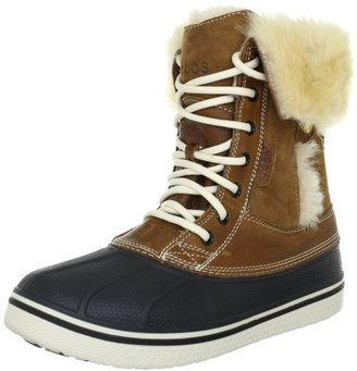 crocs Women's AllCast Luxe Duck Boot $29.50 thestylecure.com