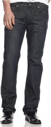 Alfani BLACK Jeans, Walker Straight-Leg Jeans