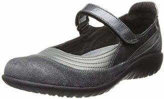 Naot Footwear Women's Kirei Maryjane Sterling/Gray Shimmer - 41 M EU