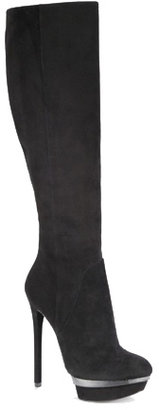 Brian Atwood Faviera Suede Tall Boot