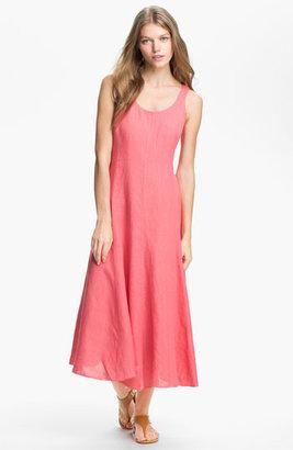 Eileen Fisher Cotton Dress with Convertible Hem