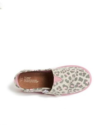 Toms 'Alpargata - Tiny' Slip-On (Baby, Walker & Toddler)