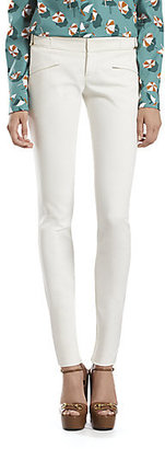 Gucci Stretch Cotton Skinny Pants