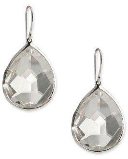 Women's Ippolita 'Wonderland' Teardrop Earrings (Online Only) $395 thestylecure.com