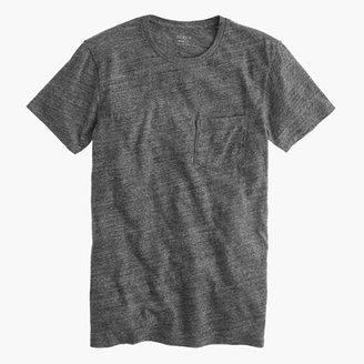 J.Crew Slim flagstone pocket T-shirt