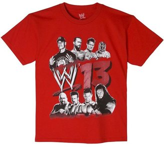 WWE '13 four by four tee - boys 8-20