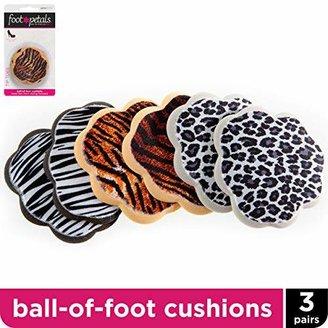 Foot Petals Tip Toes 3-Pack