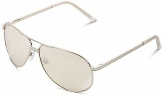Rocawear Men's R1096 SLVX Aviator Sunglasses