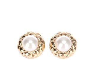 Ciner Vintage circular earring