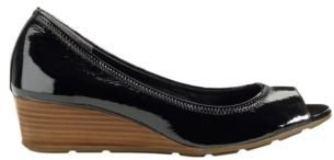 Cole Haan Air Tali Patent Leather Wedges