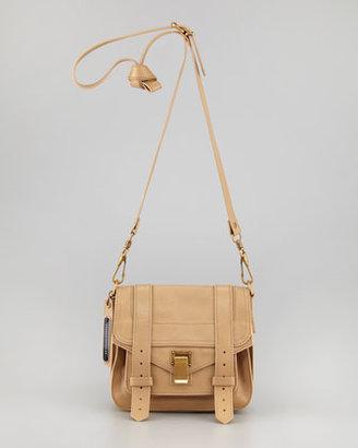 Proenza Schouler PS1 Pouch Satchel Bag, Sahara