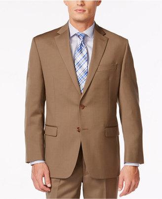 Lauren Ralph Lauren Tan Solid Jacket $400 thestylecure.com