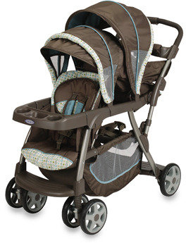 Graco Ready2Grow™ LX Stand & Ride Stroller (Oasis™)
