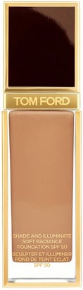 Tom Ford Shade And Illuminate Soft Radiance Foundation SPF 50 - Colour 9.5 Warm Almond