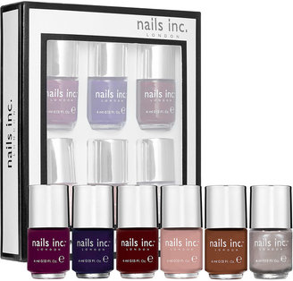 Nails Inc Autumn Winter Collection