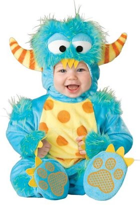 Incharacter Costumes Plush Lil' Monster (Baby)