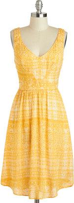 Corey Lynn Calter Saffron a Whim Dress
