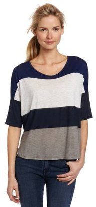 Calvin Klein Jeans Women's Vivian Viscose Knit Top