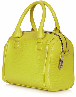 Topshop Double Zip Holdall Bag