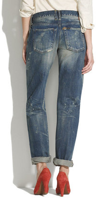 Madewell Chimala® Denim Straight-Leg Pants
