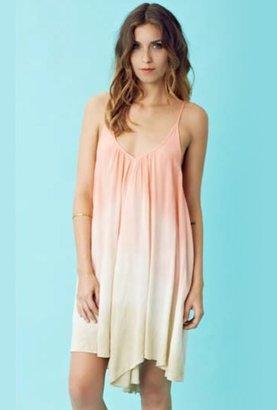 Blu Moon U Back Babydoll Short Dress