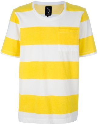 B Store Striped t-shirt