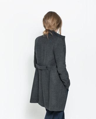 Zara Basic Coat