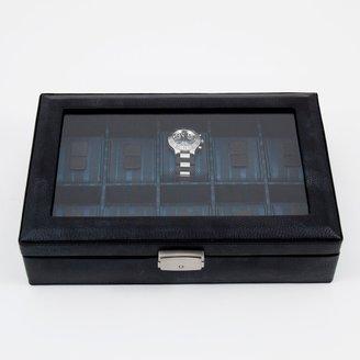 Bey-Berk Bey Berk Leather Watch Storage Case