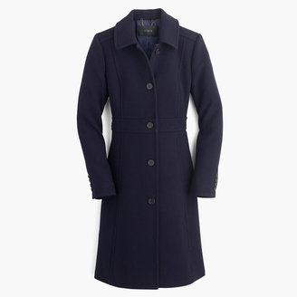 Petite double-cloth lady day coat with Thinsulate® $365 thestylecure.com