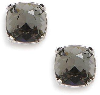 BaubleBar Oversized Black Diamond Studs