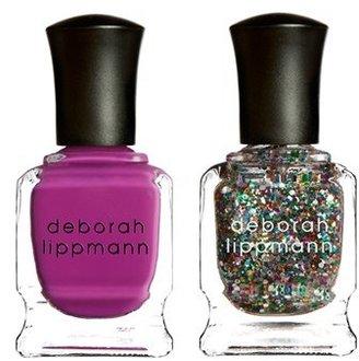 Deborah Lippmann 'R&B' Mini Nail Lacquer Duet (Nordstrom Exclusive) ($24 Value)