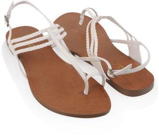 Forever 21 Sydney Braided Sandals