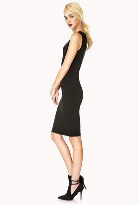 Forever 21 Classic Midi Dress