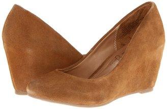 Romantic Soles Myday (Buff Suede) - Footwear