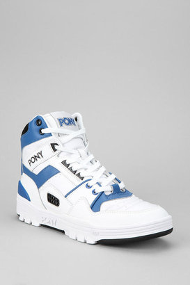Pony M100 High-Top Sneaker