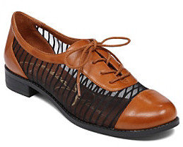"Jessica Simpson Tallinoh"" Lace-up Oxford - Brown"