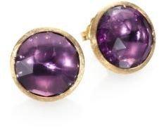 Marco Bicego Jaipur Amethyst & 18K Yellow Gold Earrings