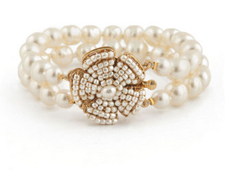 Miriam Haskell Charming Charlie Bracelet